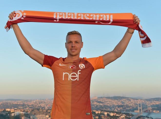 Sigthorsson në Galatasaray
