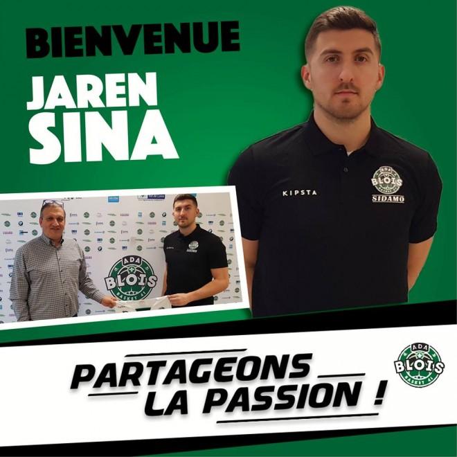 Jaren Sina në ProB të Francës