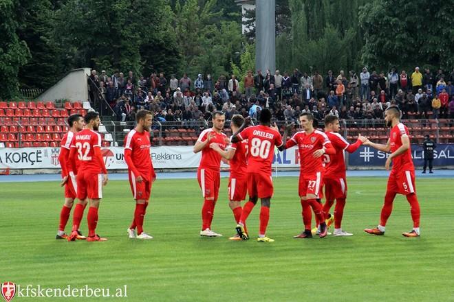 Dy finalet e Skënderbeut!