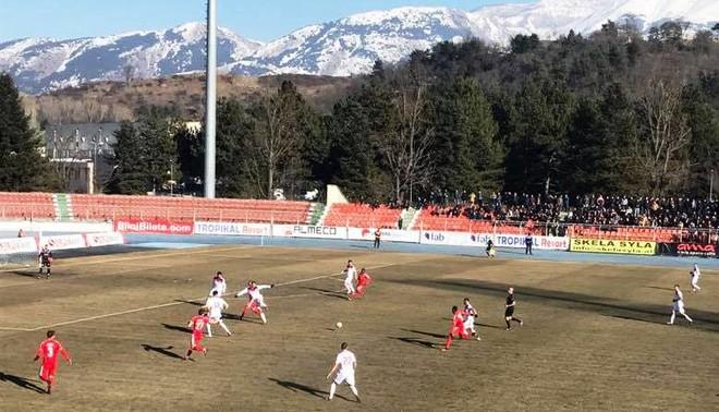 Formacionet zyrtare: Trepça '89 - Flamurtari