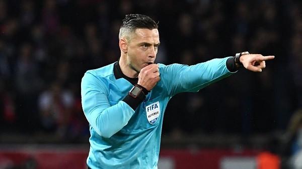 Finalja e Ligës së Kampionëve, i besohet sllovenit