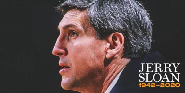Ndërron jetë trajneri legjendar i Utah Jazzit, Jerry Sloan