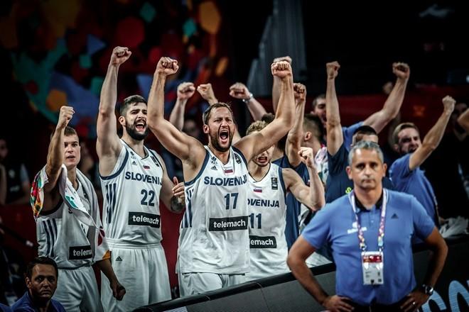 S'ka vend për befasi, Sllovenia në gjysmëfinale