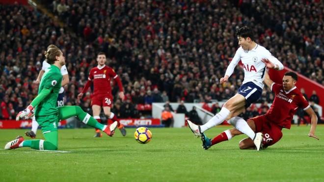 3 gola në 10min e fundit, baraz në Anfield