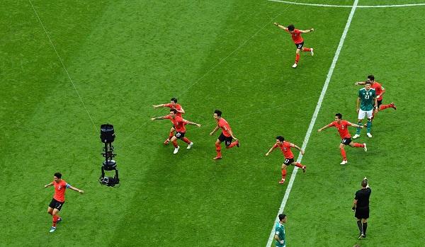 Korea luan futboll, çon kampionin në shtëpi