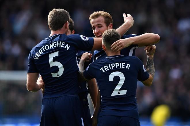 I pandalshmi Harry Kane, Tottenhami ngjitet