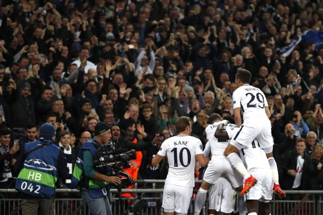 Super Tottenhami mposht Realin dhe siguron kualifikimin