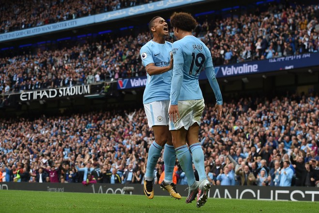 City përsëri me goleadë, vazhdon fundosja për Crystal Palace