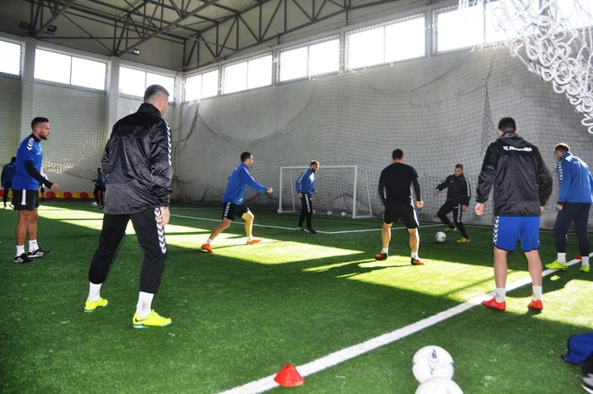 Prishtina i kthehet stërvitjeve