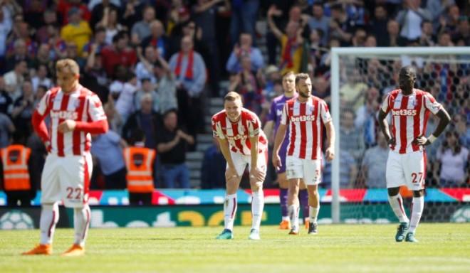 Shaqiri nuk mjafton, Stoke City bie nga liga