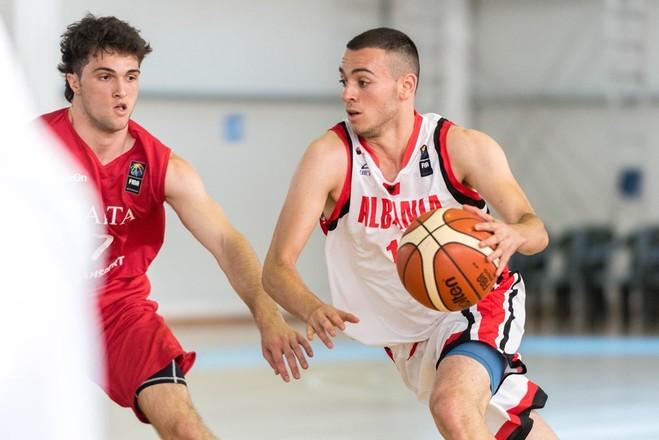 Shqipëria U20 e nis me fitore të madhe