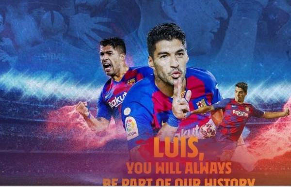 Barça zyrtarizon çmimin e Suarezit që shkoi te Atletico