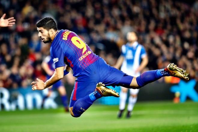 Coutinho debuton, Barça jo lehtë në gj'finale