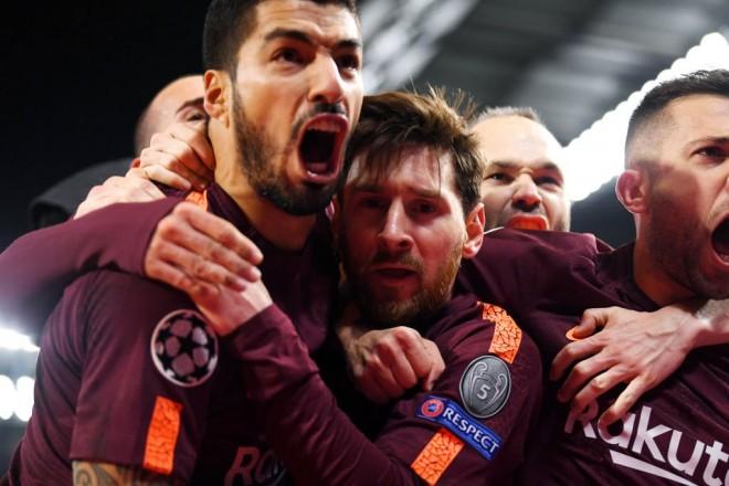 Messi thyen 'mallkimin', Barcelona në avantazh