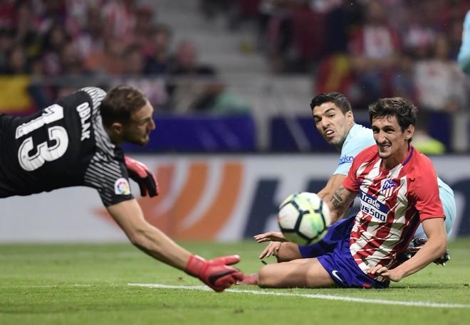 Barca ndalet në 'Wanda Metropolitano', Reali afrohet