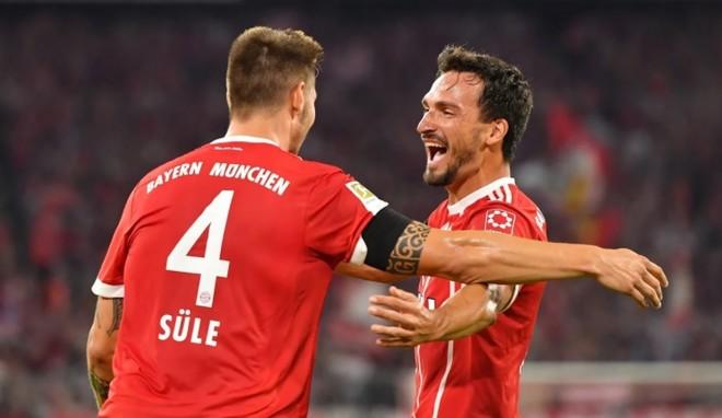 Dy debutues shënojnë, Bayerni nis furishëm