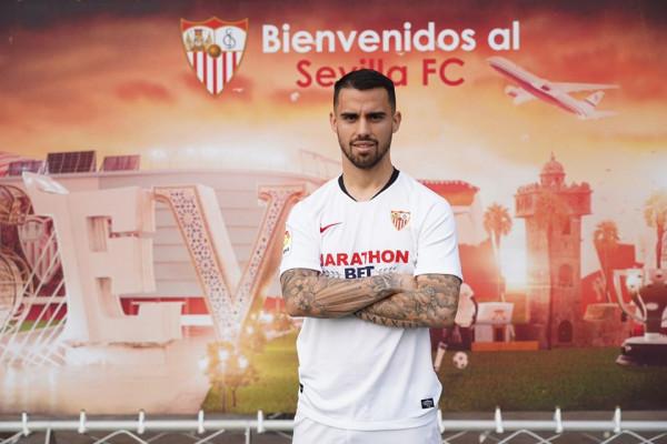 Milan dërgon spanjollin te Sevilla