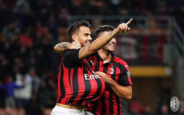 Romangoli shpëton rossonerët