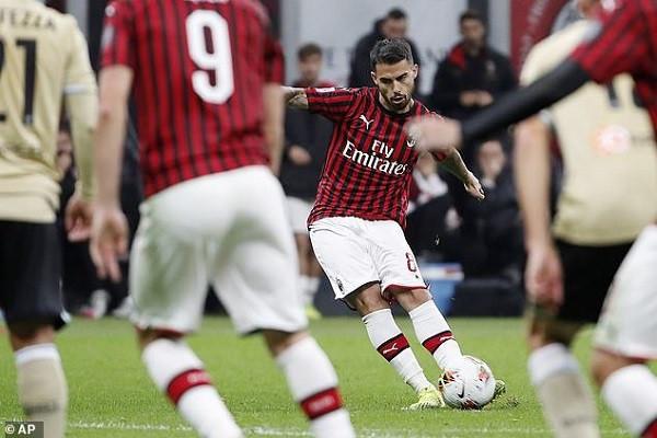Zëvendësuesi Suso njofton Piolin me fitore te rossonerët
