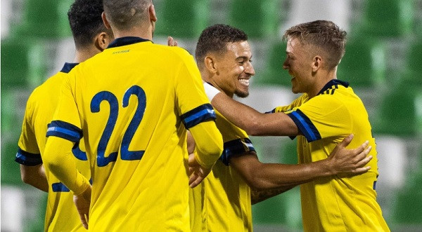 Suedia shënon fitore para ndeshjes me Kosovën