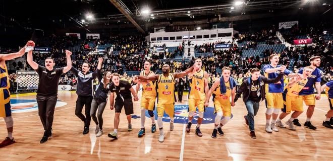 Rekord shikues, fitore historike e Bosnicit me Suedinë