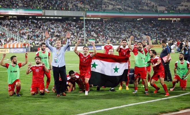 Futbolli i jep shpresa Sirisë