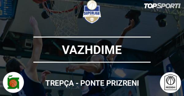 Sërish në vazhdime ndeshja mes Trepçës dhe Ponte Prizrenit