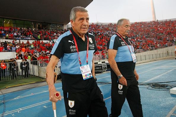 Mësuesi Tabarez