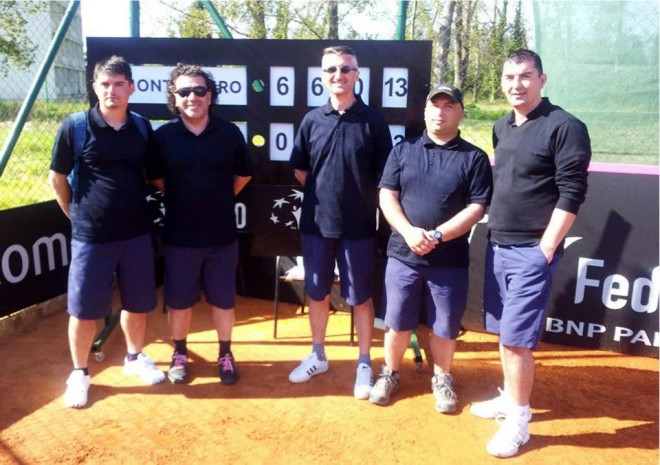 5 gjyqtarë nga Kosova në Davis dhe Fed Cup