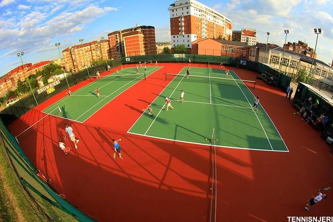 5 vjetori i pranimit të tenisit në Federatën Evropiane