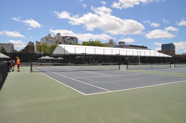 Gjakova me kompleks modern të tenisit