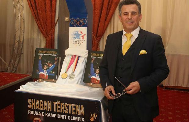 Shaban Tërstena promovon librin