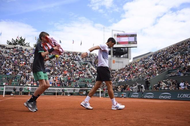 Thiem deklason Djokovicin, arrin gjysmëfinalen