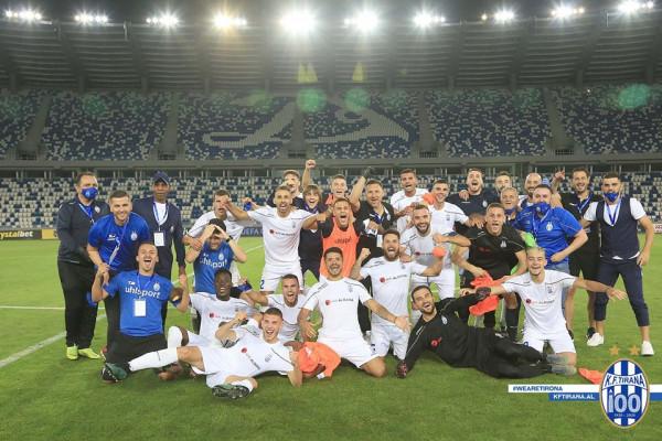 Tirana - Crvena Zvezda, përcaktohet termini i ndeshjes