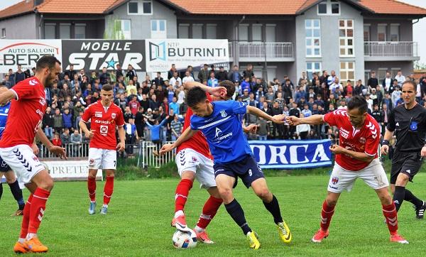 Edhe një përforcim nga Ballkani