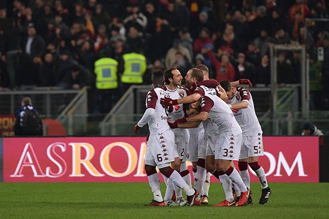 Torino befason Romën dhe e eliminon
