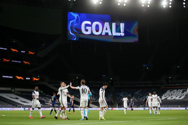 Kastrati krijon ndaj Spurs, Kane për fitore