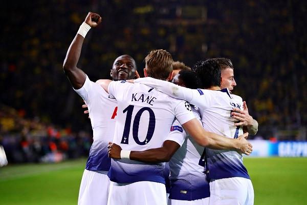 Kane rekorder, Spurs në çerekfinale
