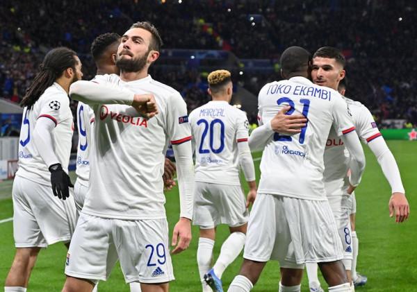 Lyon shokon Juventusin