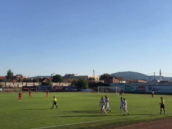 Harmon në kohën shtesë, ndahen pikët në Mitrovicë