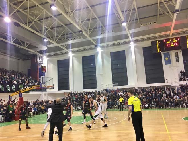 Highlights nga ndeshja Trepça - Prishtina