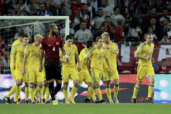Turqia e Ukraina ndajnë pikët