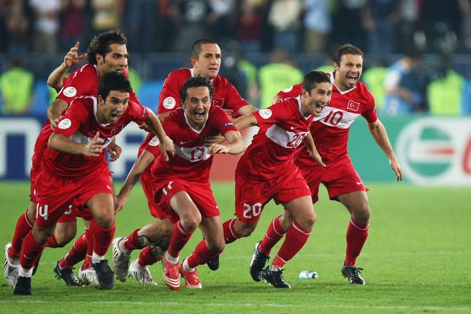 Befasitë evropiane - Turqia 2008