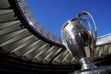 Champions League - datat e gjysmëfinaleve