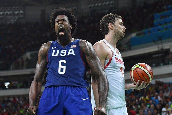 SHBA-të të pandalshme, finalja e tretë me radhë