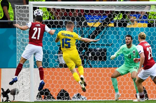 Notat e futbollistëve: Ukraina-Austria