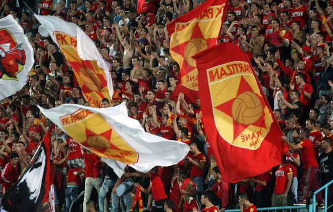 Partizani zëvendëson Skënderbeun në Ligën e Kampionëve