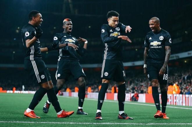 De Gea në formë, United prish super-serinë e Arsenalit