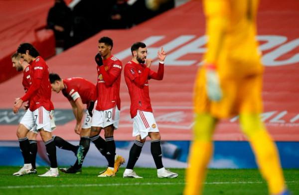 Përsëri Bruno, United eliminon Liverpoolin!