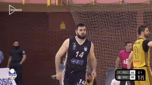 Highlights nga ndeshja Peja - Ponte Prizreni